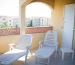 Malibu Village - Appartement 2 chambres - terrasse